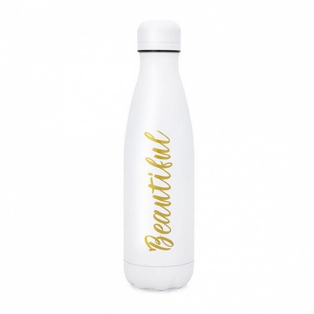 MIAMI bottiglia termica 0,5L bianco opaco Beautiful WD Lifestyle